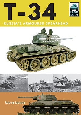 Casemate Tank Craft- T34 Russians Armoured Spearhead