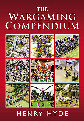 Casemate books The Wargaming Compendium (Hardback) -- Military History Book -- #2212