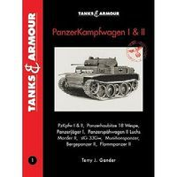 Casemate Tanks & Armour- Panzerkampfwagen I & II Military History Book #3090