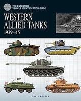Casemate Vehicle Identification Guide- Western Allied Tanks 1939-45 Military History Book #327