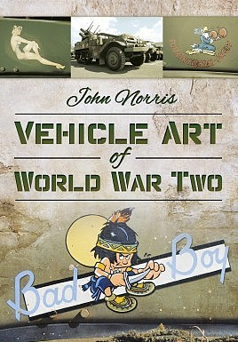 Casemate books Vehicle Art of World War Two