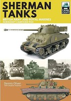 Casemate Tank Craft- Sherman Tanks British Army & Royal Marines, Normandy 1944