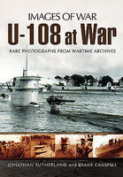 Casemate Images of War- U108 at War Military History Book #6678