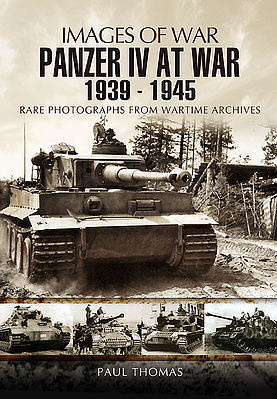 Casemate books Images of War- Panzer IV at War 1939-1945 -- Military History Book -- #6814