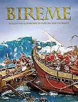 Bireme - Roman Naval Warfare in History & Diorama Military History Book #91