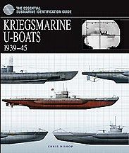 Casemate books Submarine Identification Guide- Kriegsmarine U-Boats 1939-45 -- Military History Book -- #962