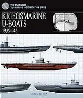 Submarine Identification Guide- Kriegsmarine U-Boats 1939-45 Military History Book #962