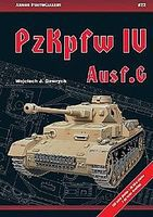 Casemate Armor Photo Gallery 22- PzKpfw IV Ausf G Military History Book #apg22