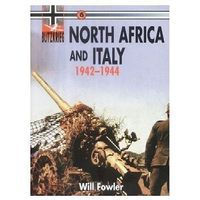 Blitzkrieg 6- North Africa & Italy 1942-44 Military History Book #b6