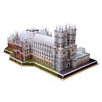 Cubic Westminster Abbey (London, England) (145pcs) 3D Jigsaw Puzzle #121