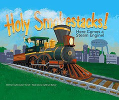 ChooChoo Holy Smokestacks Book