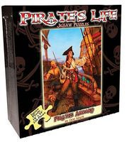 Channel-Craft Pirates Life- Pirates Abroad Puzzle (550pc)