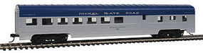 Con-Cor 72 Passenger Car Diner NKP HO Scale Model Train Passenger Car #10002