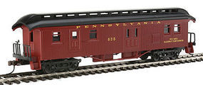 Con-Cor Baggage/Mail Car Pennsylvania RR #84 HO Scale Model Train Passenger Car #1000333