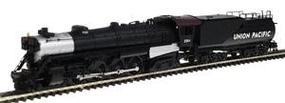 Con-Cor Steam S-2 4-8-4 Northern with Tender Union Pacific Cab #2 N Scale Model Train #1003820