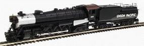 Con-Cor Steam S-2 4-8-4 Northern with Tender Union Pacific Cab #3 N Scale Model Train #1003821