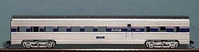 Con-Cor 72 Streamlined Diner Amtrak Phase IV HO Scale Model Passenger Car #10100023