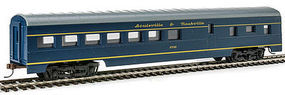 Con-Cor 72 Streamline Diner Louisville & Nashville HO Scale Model Train Passenger Car #1100017