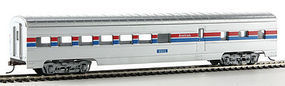 Con-Cor 72 Streamlined Diner Amtrak (Phase II) HO Scale Model Train Passenger Car #11006