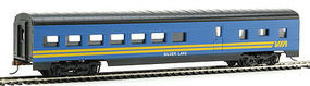 Con-Cor 72 Streamlined Diner VIA Rail HO Scale Model Train Passenger Car #11012
