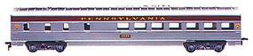 Con-Cor 72 Streamlined Diner Penn Railroad Senator HO Scale Model Train Passenger Car #11017