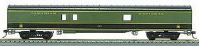 Con-Cor 72 Streamline Baggage Canadian National HO Scale Model Train Passenger Car #1102011