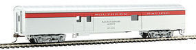 Con-Cor 72 Streamline Baggage Car Southern Pacific HO Scale Model Train Passenger Car #11038