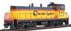 Con-Cor EMD MP15 with DCC Chessie System #5316 Model Train Diesel Locomotive HO Scale #1165402