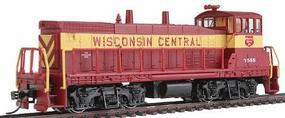 Con-Cor EMD MP15 with DCC Wisconsin Central #1565 Model Train Diesel Locomotive HO Scale #1165802