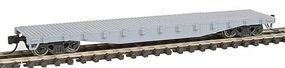 Con-Cor 50 Steel Flat Car Undecorated N Scale Model Train Freight Car #120100
