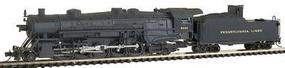 Con-Cor USRA Heavy 2-10-2 Standard DC Pennsylvania #9634 N Scale Model Train #13921