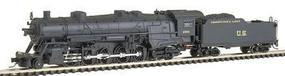 Con-Cor USRA Heavy 2-10-2 Standard DC Pennsylvania #8952 N Scale Model Train #13922