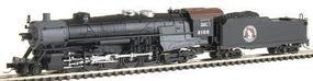 Con-Cor USRA Heavy 2-10-2 Standard DC Great Northern #2108 N Scale Model Train #13925