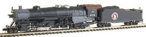Con-Cor USRA Heavy 2-10-2 Standard DC Great Northern #2112 N Scale Model Train #13926