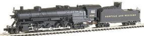 Con-Cor USRA Heavy 2-10-2 Standard DC Norfolk & Western #2309 N Scale Model Train #13929