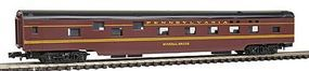 Con-Cor 85 Streamlined Smoothside Pullman Sleeper Pennsylvania N Scale Model Passenger Car #140111
