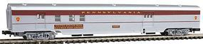 Con-Cor 85 Streamlined Post Office Pennsylvania Senator N Scale Model Passenger Car #1402121