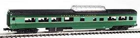 Con-Cor 85 Smoothside Passenger Dome Southern Railway N Scale Model Train Passenger Car #1406112