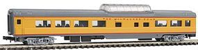 Con-Cor 85 Smooth Side Passenger Dome Car Milwaukee N Scale Model Train Passenger Car #1406125