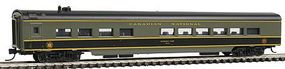 Con-Cor 85 Diner Canadian National N Scale Model Train Passenger Car #1407119