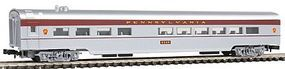 Con-Cor 85 Streamlined Diner Pennsylvania Senator N Scale Model Train Passenger Car #1407121