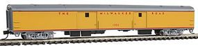Con-Cor 85 Smooth Side Passenger Baggage Milwaukee N Scale Model Train Passenger Car #1408125