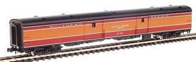 Con-Cor 85 Smoothside Baggage Car Southern Pacific Daylight N Scale Model Passenger Car #140816