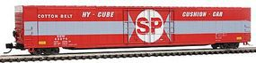 Con-Cor 85 4-Door Hi-Cube Boxcar Southern Pacific/Cotton Belt N Scale Model Train Freight Car #14671