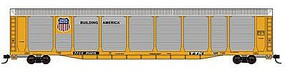 Con-Cor Tri-Level Auto Rack Union Pacific TTGX #255216 N Scale Model Train Freight Car #14744