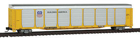 Con-Cor Tri-Level Autorack Union Pacific #3 N Scale Model Train Freight Car #14746