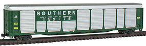 Con-Cor Tri-Level Auto Rack Southern Railway #159176 N Scale Model Train Freight Car #14755