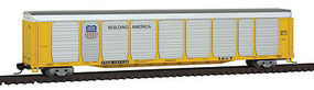 Con-Cor Tri-Level Auto Rack Union Pacific #6 N Scale Model Train Freight Car #14773