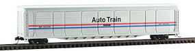 Con-Cor Tri-Level Auto Rack Amtrak III #6 N Scale Model Train Freight Car #14788