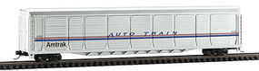 Con-Cor Tri-Level Auto Rack Amtrak IV #5 N Scale Model Train Freight Car #14790